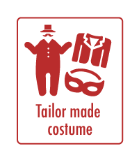 Tailor Made Costume